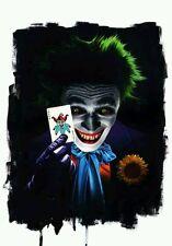 """The Joker"" David Stoupakis 14""×20"" Art Print  Batman DC Comics"