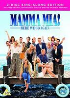 Mamma Mia! Here We Go Again (DVD + Digital Download) [2018] [DVD][Region 2]
