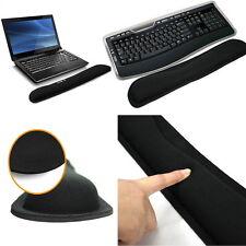 Gel Wrist Rest Support Comfort Pad for PC Keyboard Raised Platform Hands OK