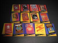 FILLMORE POSTER 13 MUSIC CARDS Cream Doors Jimi Hendrix BB KING HISTORIC CONCERT