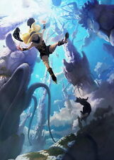 """005 Gravity Rush 2 - Action Fight Game 14""""x19"""" Poster"""