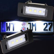 """LED KENNZEICHENBELEUCHTUNG für BMW 3"""" > F30, F31, G20, F34, F80 [7101-5050]"""