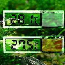 Digital LCD Water Thermometer For Fish Tank Aquarium Marine Temperature Measure