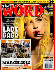 The Word,Lady Gaga,Wilco,Ladyhawke,Paul McCartney,Senead O'Connor,Chis Isaak NEW
