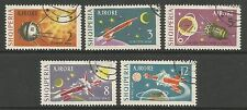 Cancelled to Order/CTO Space European Stamps
