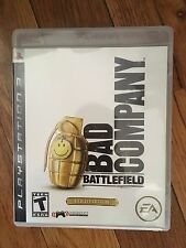 Battlefield: Bad Company Gold Edition (Sony PlayStation 3, 2008) Complete