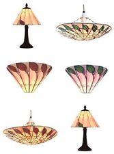 Glass Tiffany Lampshades