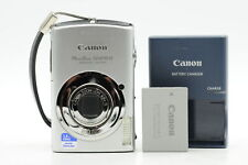 Canon PowerShot SD870 IS 8MP Digital Elph Camera w/3.8x Zoom Silver #768