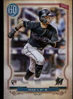 2020 Topps Gypsy Queen #293 ISAN DIAZ  RC Rookie Marlins
