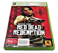 Red Dead Redemption XBOX 360 PAL