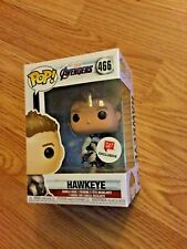 Funko POP! Marvel Avengers Endgame  #466 HAWKEYE IN QUANTUM SUIT EXCLUSIVE FUNKO