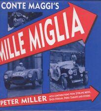 CONTE Maggi'S MILLE MIGLIA Peter Miller FERRAR ALFA ROMEO MERCEDES MASERATI JAGUAR