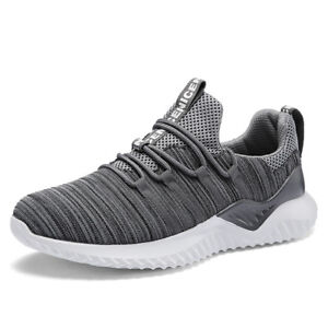 Mens Outdoor Fashion Sneakers Casual Sports Athletic Breathable Running Shoes