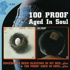 Somebody's Been Sleeping/100 Proof Aged In Soul - 100 P (2009, CD NEU)2 DISC SET