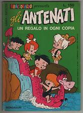 Braccobaldo presenta GLI ANTENATI N.92 mondadori 1969 hanna barbera comics italy