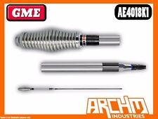 GME AE4018K1 UHF 95 CM E/FEED A2002 BLACK FIBREGLASS 477 MHZ ANTENNA 6.6 DBI