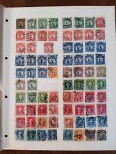 Schweden Sverige Briefmarkensammlung aus Nachlass