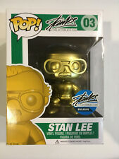 Funko Pop! Stan Lee Collectibles.com #03 GOLD Exclusive to New York Comic Con