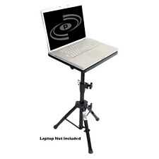 New Pyle PLPTS2 Pro DJ  Laptop TriPod Adjustable Stand For Notebook Computer