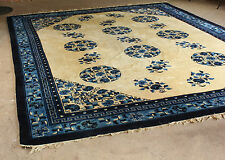 Rectangle Chinese Antique Carpets & Rugs