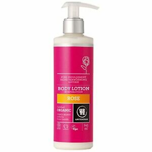 Organic Rose Body Lotion - 245ml