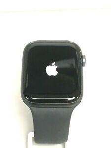 Apple Watch Series 5 44mm Space Gray S/M Black Sport Band (GPS + LTE) WARRANTY