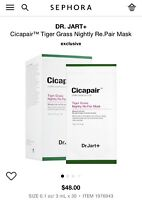 Dr. Jart+ Cicapair Tiger Grass Nightly Repair Mask 3ml / 1 fl. oz. x 30 Sheets