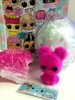 LoL Surprise Glitter Globe WINTER DISCO Lil PAWFECT 10 L.O.L