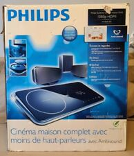 Phillips HTS6515D 2.1 Ch DVD Player Surround Sound Home Theater System COMPLETE