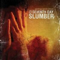 CD Seventh Day Slumber PICKING UP THE PIECES christ  Rock Worship NEU & OVP