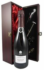 Bollinger Rosé Grand Annee Vintage Champagne 2007 in a gift box & accessories