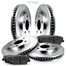 Full Kit Replacement Brake Rotors Disc and Ceramic Pads Allure,LaCrosse
