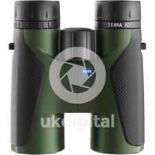 Zeiss Terra ED 10x42 Binoculars GREEN - New 2017 version