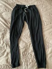 Cartel And Willow Kenji Comback Pants Black Size M Brand New