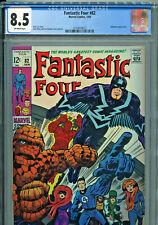 Fantastic Four #82 (Marvel 1969) CGC Certified 8.5