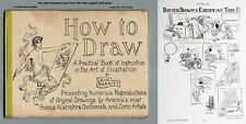 How To Draw - Comics 1904 - Winsor McCay, R.F. Outcault, McManus, Opper, Dirks