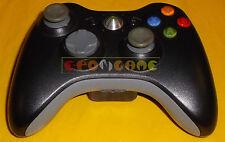 CONTROLLER WIRELESS XBOX 360 NERO - Originale Microsoft ○○○○○ USATO