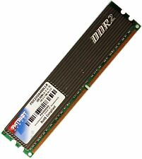 Patriot 1GB DDR2 PC2-6400 800MHz Desktop Memory in Heatsink Free Post @ Syd