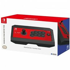 HORI Nintendo Switch Real Arcade Pro V Hayabusa Fight Stick Officially