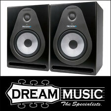 "Samson Resolv SE8 Active Studio Monitor pair 8"" Speakers Great for home  RRP$898"