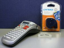 DYMO LetraTag Personal Label Maker 11944 Silver - Used
