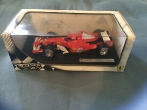 Hot Wheels Racing 248 F1 Michael Schumacher 1:18