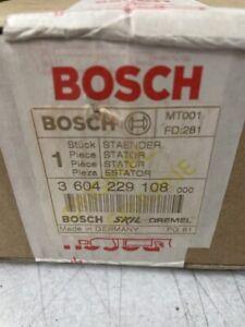 Bosch 602335037 STATOR 265V/200HZ 3604229108 Spare Part