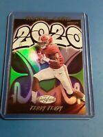 2020 Certified Jerry Jeudy Rookie Graffiti Refractor Alabama/Broncos RC🔥🔥📈