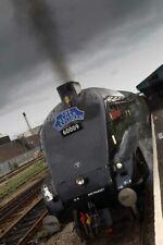 The Elgar Explorer Steam Train Photograph Picture Poster Print