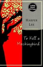 To Kill a Mockingbird by Harper Lee (2007, Paperback, Anniversary, Large Type)