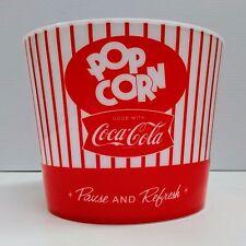Coca-Cola Classic Popcorn Bucket - BRAND NEW