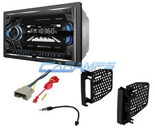 NEW SOUNDSTREAM BLUETOOTH RADIO DOUBLE DIN STEREO RECEIVER W/ INSTALL KIT NO CD