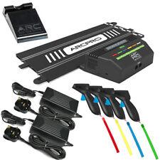 SCALEXTRIC Digital C8435 ARC PRO  4 Wireless Throttles C8438, 2x P9300