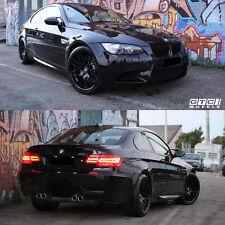 "GTC Wheels GT-CS 19"" Staggered Matte Black BMW 3 E90 E91 E92 E93 320 323 325 330"